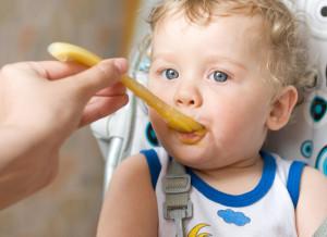 Кормить ребенка в 5 месяцев