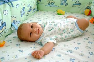 Мальчик в 2 месяца