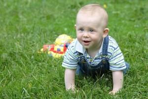 10 месяцев мальчик