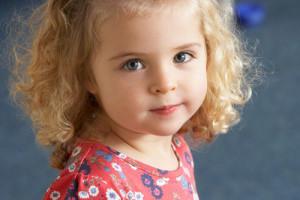 Девочка в 3 года