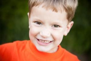 Мальчик в 4 года