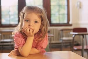 Девочка в 4 года