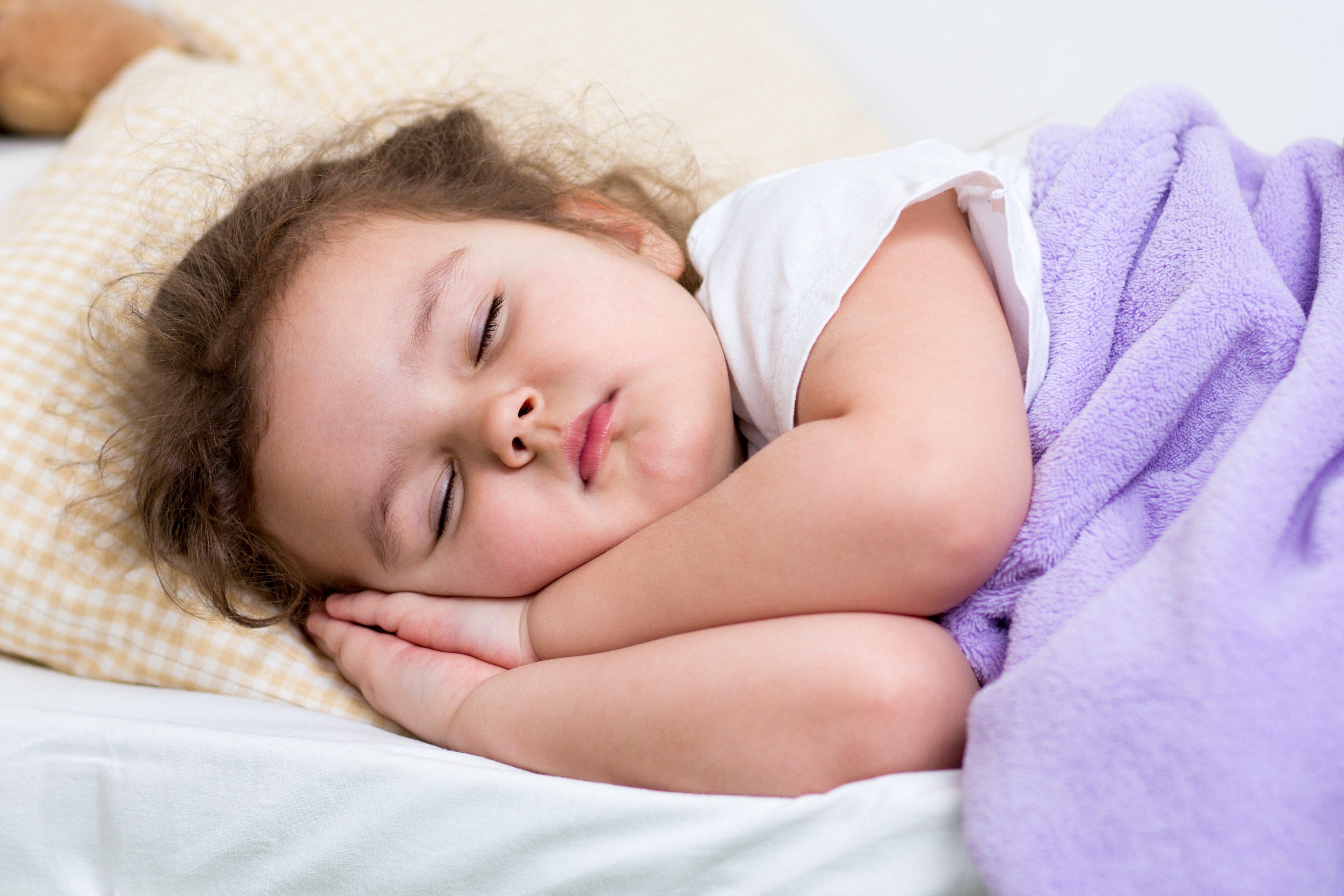 Ребенок храпит во сне когда сопли
