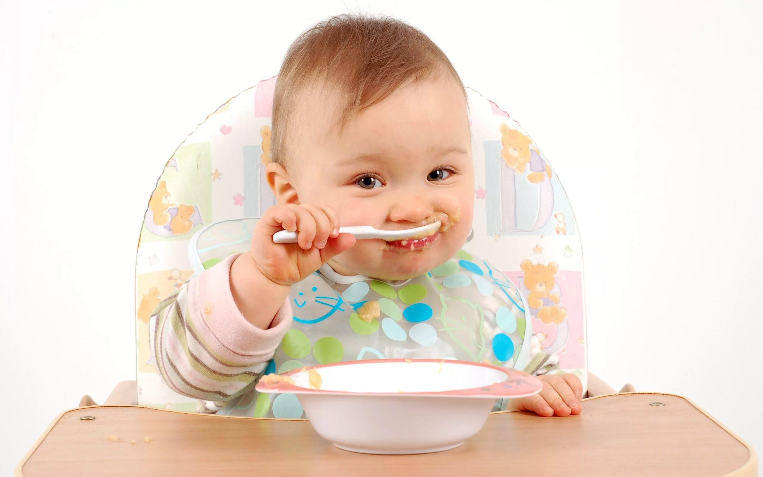 Если младенец набрал мало веса