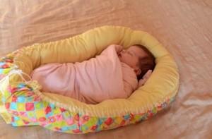 Кокон для новорожденного