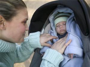 Переохлаждение новорожденного